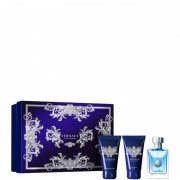 Versace Pour Homme Confezione 50 ML EDT + 50 ML Shower Gel + 50 ML After Shave Balm