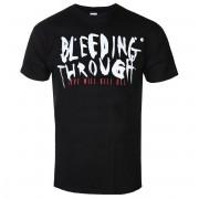 t-shirt metal uomo Bleeding Through - LOVE WILL KILL ALL - PLASTIC HEAD - NBBTLOVE