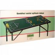 Gombfoci asztal - nyitható lábbal - Sportjátékok