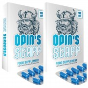 Odin's Staff 20 kapslar-stark erektion