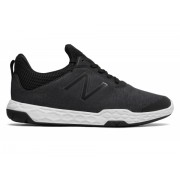 New Balance Men's Fresh Foam 818v3 Black with Grey White