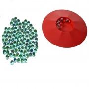 Don Juan Knikkers Knikkerpot met 206 knikkers speelgoed set