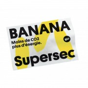 Supersec [date courte] Banane snacking - 30g