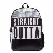 Mojo Mochila Straight Outta Backpack Polyester Tablet