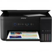 Multifunctional inkjet color Epson EcoTank CISS L4150, Piezo electric, dimensiune A4 (Printare,Copiere, Scanare), printare borderless, viteza 33ppm