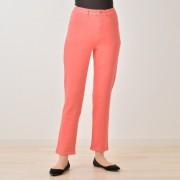 RosePeche カラーエアーデニム美脚ストレッチパンツ【QVC】40代・50代レディースファッション