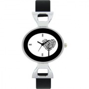 The Shopoholic Designer Black Love Tree Dial Awesome Analog Watches For Women-Watches For Girls