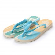 【SALE 20%OFF】ハワイアナス havaianas BRASIL PRINT (beige) レディース メンズ