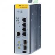 Switch Allied Telesis Poe 4 Porturi 10/100 Mbps AT-IE200-6FP-80