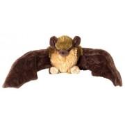 "Wild Republic Little CK-Mini Brown Bat 8"" Plush"