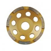 Extol Premium gyémántcsiszoló korong; 125mm×22,2mm, egysoros 8803112
