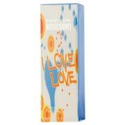 Moschino Cheap & Chic I Love Love Eau de Toilette 100 ml