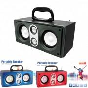 Boxa Portabila cu Bluetooth, Radio FM USB, TF Card si AUX KTS817