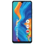 "Telefon Mobil Huawei P30 Lite, Procesor Octa-Core Kirin 710, 2.2Ghz/1.7GHz, TFT LCD Capacitive touchscreen 6.15"", 4GB RAM, 128GB Flash, Camera Tripla 24+8+2MP, Wi-Fi, 4G, Dual SIM, Android (Albastru) + Cartela SIM Orange PrePay, 6 euro credit, 6 GB intern"