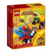 Lego Set LEGO Marvel Scarlet Spider Vs Sandman 76089
