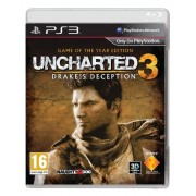 Uncharted 3 Drakes Deception: Game of the Year