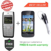 Nokia 1110 C5-03 Get BT HM