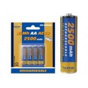 Home akkumulátor, AA, 2500 mAh, Ni-Mh, 4 db (CM 2500AA)