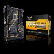 ASUS TUF Z370 Plus Gaming LGA 1151 Intel Z370 HDMI SATA 6Gb/s USB 3.1 ATX Motherboard