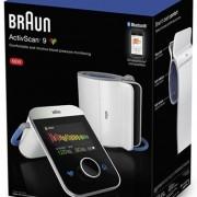 Braun ActivScan 9 BUA7200 Blodtrycksmätare för överarm