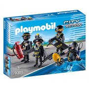 Playmobil 9365 City - Elite Police (Sek)