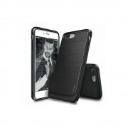 Husa iPhone 7 Plus / iPhone 8 Plus Ringke ONYX BLACK + BONUS folie protectie display Ringke