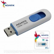 Memoria USB Flash Drive 16GB Adata Blanco Azul