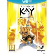 Joc Legend of Kay Anniversary Pentru Nintendo WII-U
