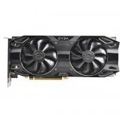 VGA EVGA RTX 2070 XC BLACK GAMING, nVidia GeForce RTX 2070, 8GB, do 1620MHz, 24mj (08G-P4-1171-KR)