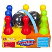 Set de bowling pentru copii, 8 popice, 2 bile
