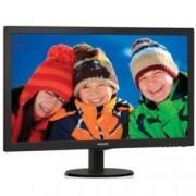 """Монитор 27"""" (68.58 cm) Philips 273V5LHSB, FULL HD LED, 5ms, 300cd/m2, 10 000 000:1, HDMI (HDCP), 2г."""