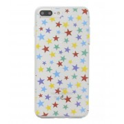 Fabienne Chapot Smartphone covers Stars Softcase iPhone 7 Plus Wit