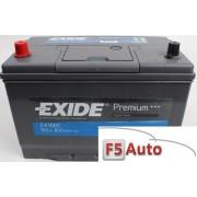 Acumulator EXIDE Premium 100Ah Asia Borna inversa