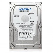 Marshal 6TB 7200RPM 128MB Cache SATAâ...¢(6.0Gb/s) 3.5 Inch Internal Hard Drive Near Line Model 128MB Cache 7200rpm MAL36000SA-T72 for All Use, Especially NAS Desktop Storage
