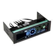 Fan controller Thermaltake Commander FT, 5.25inch, Black