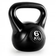 Klarfit Kettlebell, gömbsúly, kettlebell súlyzó, 6 kg (FIT-KETBELL 6KG)