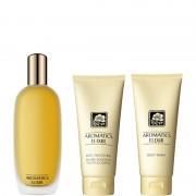 Clinique Aromatics Elixir EDP Confezione Riches 100 ML Eau de Parfum + 75 ML Body Lotion + 75 ML Shower Gel