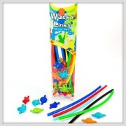Wacky Links Safari Fun Kit Do-It-Yourself Kids Jewelry Perfect Party Favor