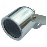 IR LED lampa s nočným videním do 10m