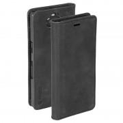 Bolsa tipo Carteira Krusell Sunne 2 Card para Sony Xperia 10 - Preto