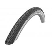 Cauciuc Road Cruiser HS484 28x1.40 700x35C negru cu lateral alb (37-622)
