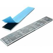 Set contra-greutati FIVESTARS autoadezive 5/10 grame 100 piese