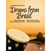 Advance Music Drums from Brazil inkl. DVD