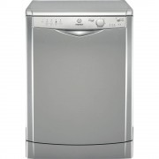 Indesit DFG15B1S Ecotime Freestanding Dishwasher Silver