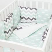 Colibri&Lilly Комплект в кроватку Colibri&Lilly Summer Time (6 предметов)