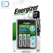 ENERGIZER 1 HOUR 1 órás akkutöltõ ( +4 x AA 2.300mAh ) World's No.1