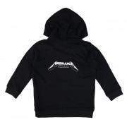 kapucnis pulóver gyermek Metallica - (Logo) - Metal-Kids - 648-39-8-7