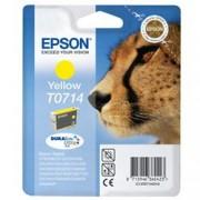 ORIGINAL Epson Cartuccia d'inchiostro giallo C13T07144012 T0714 ~415 Seiten 5.5ml
