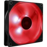 Ventilator AEROCOOL MOTION 12 PLUS RED 120x120x25mm