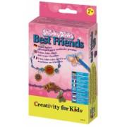 Set Creativity Mini Prieteni Shrinky Dinks Faber-Castell